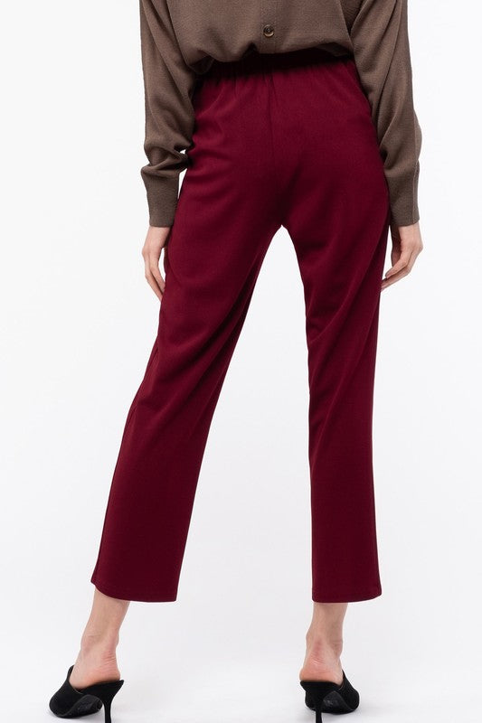 Cigarette Pants | Stylish & Affordable | UOI Online