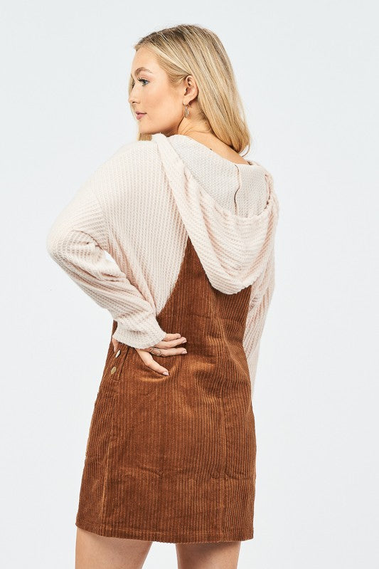 Corduroy Jumper | Stylish & Affordable | UOI Online