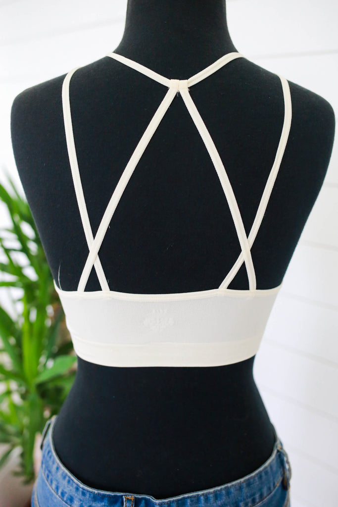 Seamless Bralette - Online Clothing Boutique