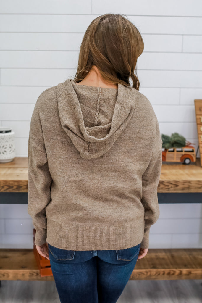 Button-Down Sweater | Stylish & Affordable | UOI Online