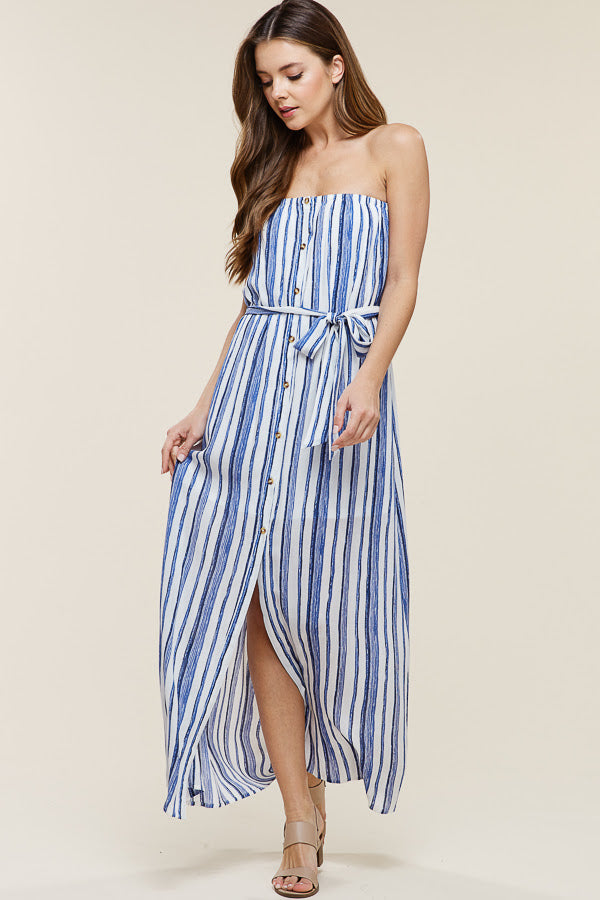 For Each Beach Maxi Dress