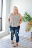 Plus Size Tank Top - Online Clothing Boutique