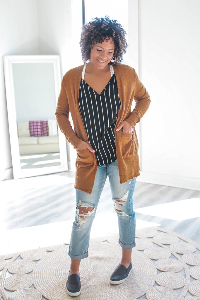 Cardigan - Online Clothing Boutique