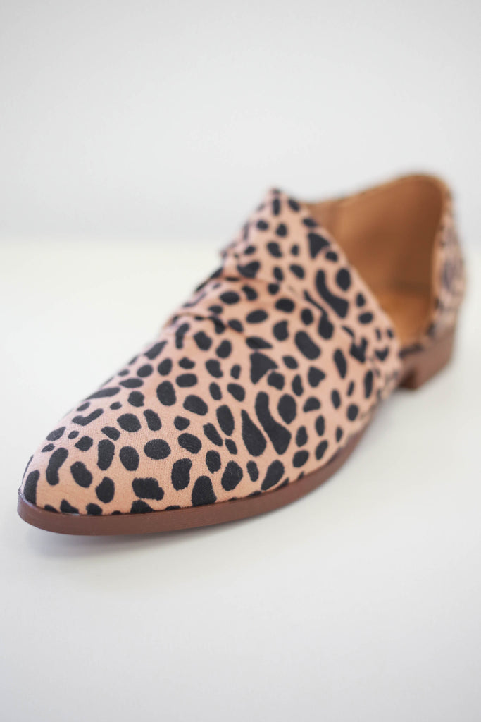 Leopard Print Booties | Stylish & Affordable | UOI Online