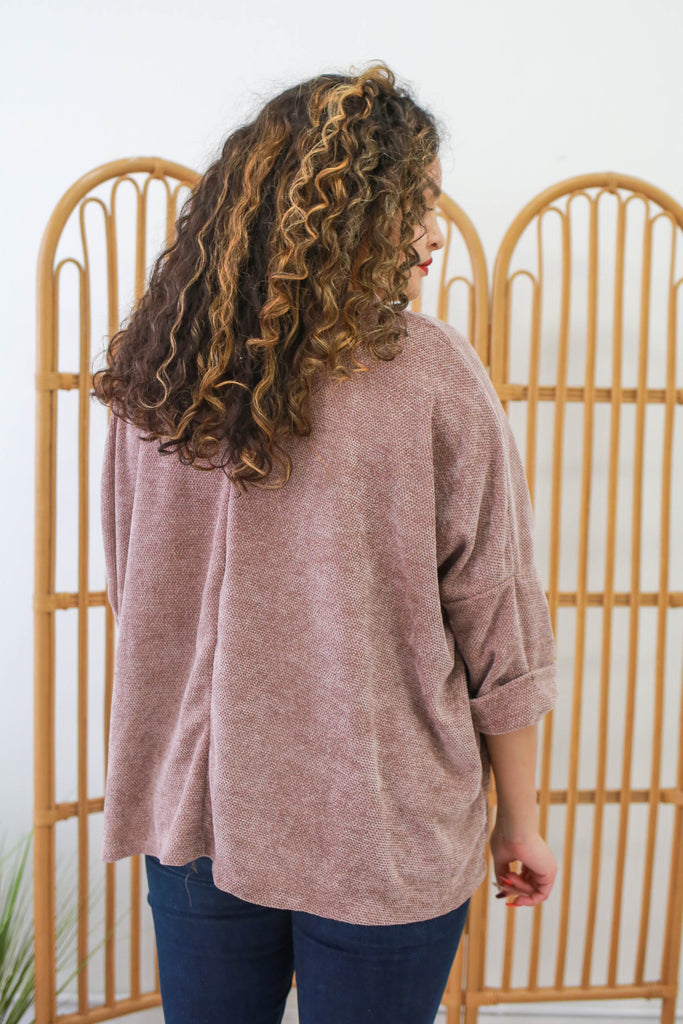 Oversized Knit Sweater | Stylish & Affordable | UOI Online
