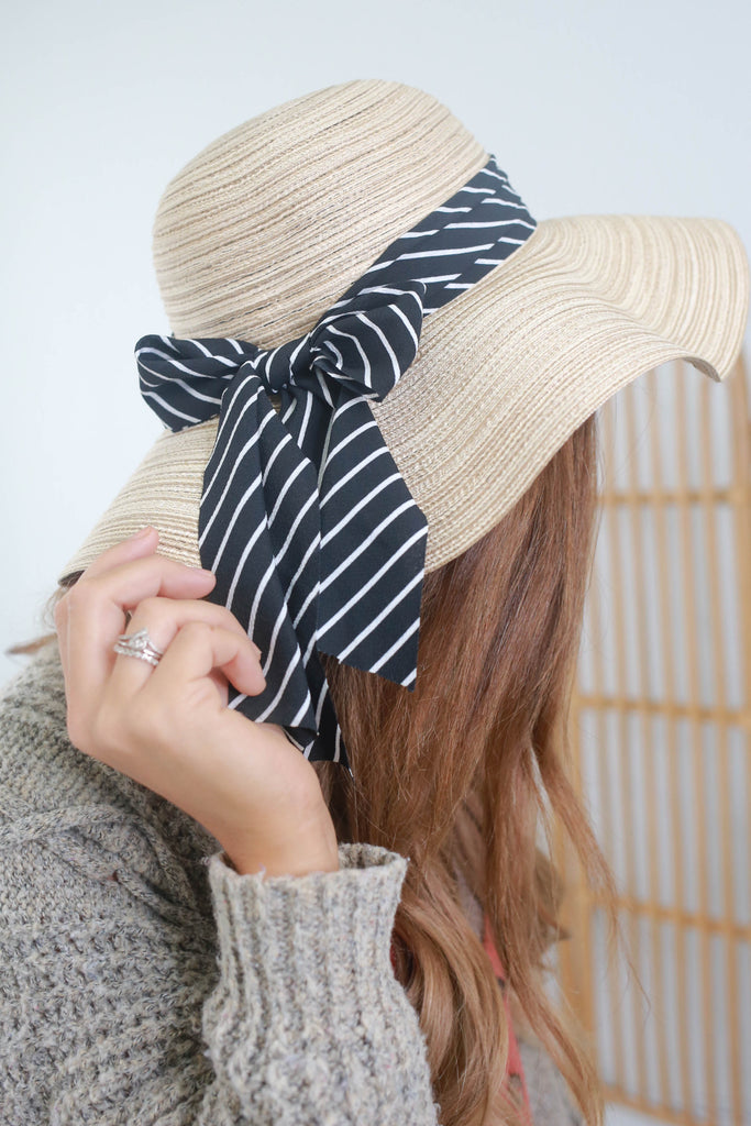 Beach Hat - Online Clothing Boutique