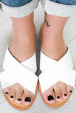 LUNACY-S Slide Sandals - Online Clothing Boutique