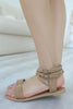 ATHENA-1292 Strappy Sandals - Online Clothing Boutique