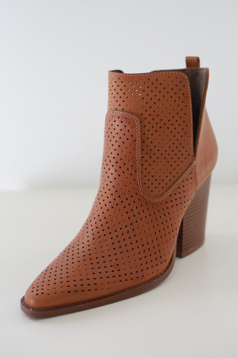 SLAY-07X Ankle Booties - Online Clothing Boutique