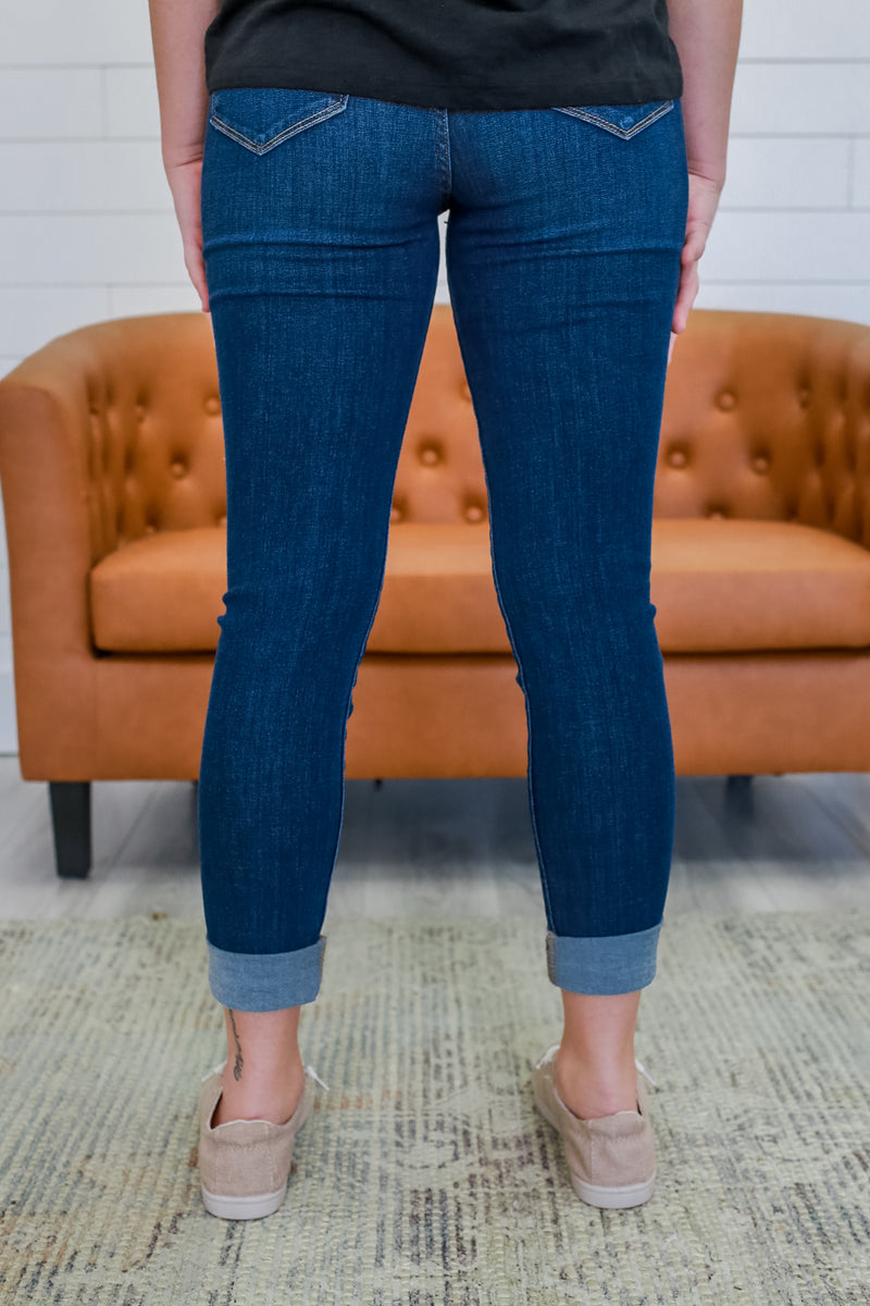High Rise Skinny Fit Denim | Stylish & Affordable | UOI Online