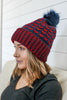 Head To Heart Beanie - Navy
