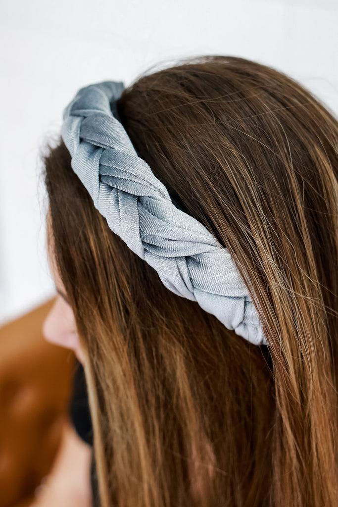 Velvet Headband | Stylish & Affordable | UOI Online