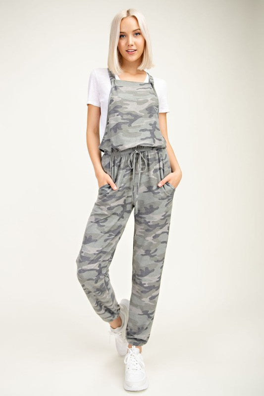Camo Jumpsuit | Stylish & Affordable | UOI Online