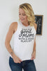 Graphic Tank - Online Clothing Boutique