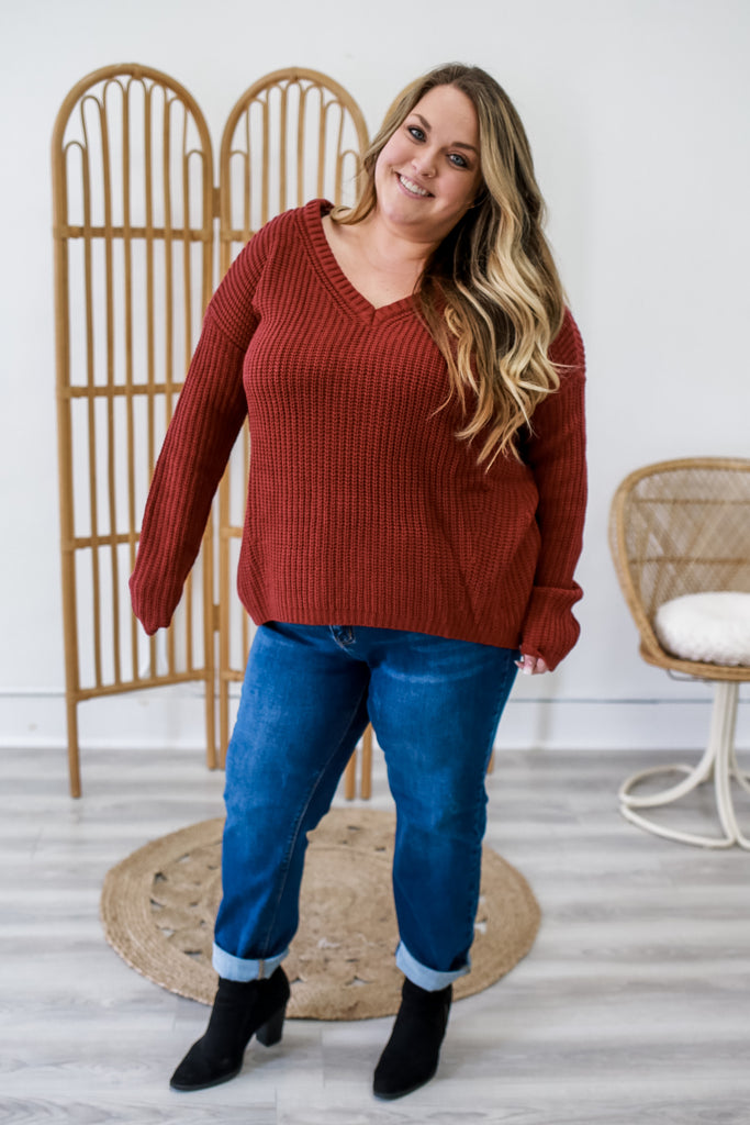 Plus Size Sweater | Stylish & Affordable | UOI Online