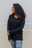 Perfect Black Sweater - Online Clothing Boutique