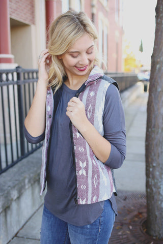 Carried Away Shawl Cardigan