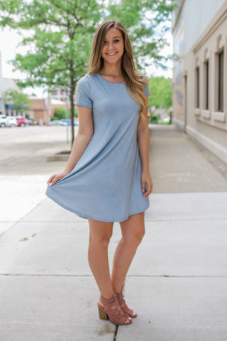 Shifting Gears Dress