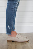 Malik-12X Faux Suede Loafers - Online Clothing Boutique