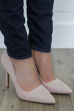 Show-01 Pointed Toe Pumps - Online Clothing Boutique