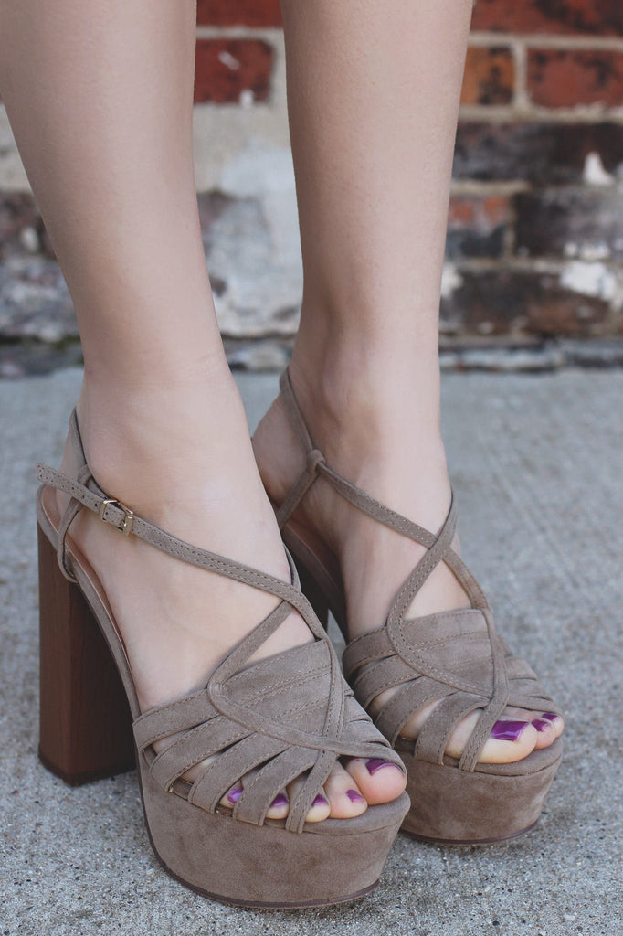Heels - Online Clothing Boutique