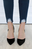SHOW-2 Pointed Toe Pumps - Online Clothing Boutique