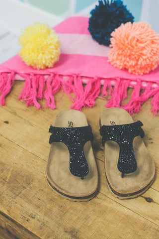 Treasure of the Tribe Moccasin - Metallic Pink - Kids