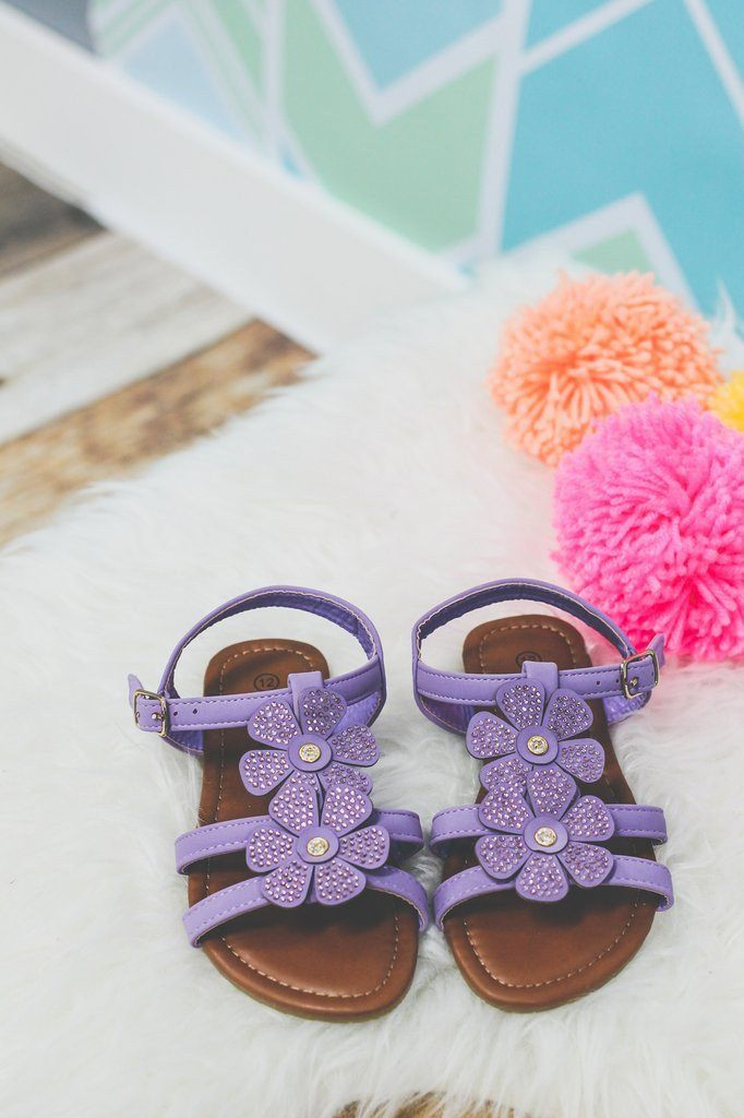 Blossoming Cutie Sandal Kids
