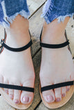 Athena-1001AX Strappy Sandals - Online Clothing Boutique