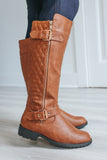BALLY-32 Knee High Boots - Online Clothing Boutique