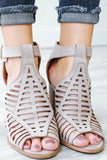 BONDI-37A Open Toe Heels - Online Clothing Boutique