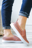 REBA-143D Slip-On Sneakers - Online Clothing Boutique
