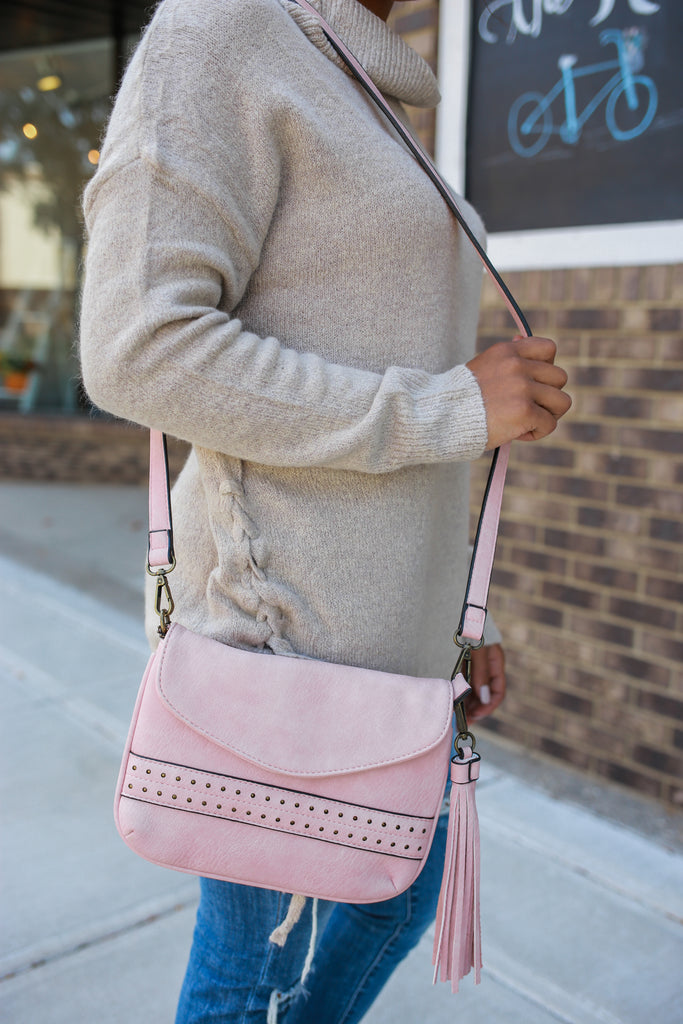 Crossbody Bag - Online Clothing Boutique