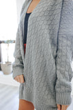 Oversized Cardigan - Online Clothing Boutique