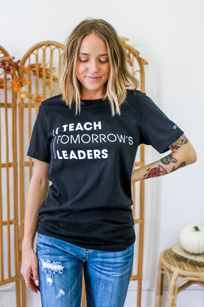 Teacher Graphic Tee | Stylish & Affordable | UOI Online
