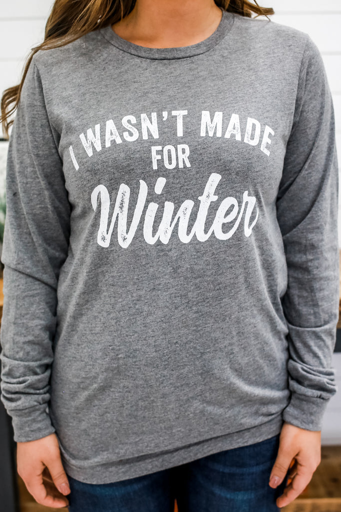 Winter Graphic Tee | Stylish & Affordable | UOI Online
