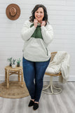 Plus Size Fleece Pullover | Stylish & Affordable | UOI Online