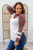 Plaid Thermal Top | Stylish & Affordable | UOI Online