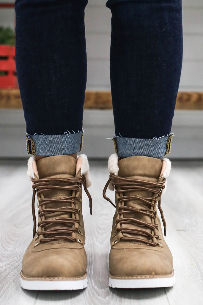 Lace-Up Boots | Stylish & Affordable | UOI Online