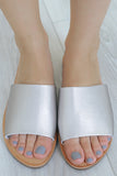 SANSA-S Slip-On Sandals - Online Clothing Boutique