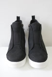 Sneaker Wedges - Online Clothing Boutique