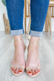 Clear Lucite Heels | Stylish & Affordable | UOI Online