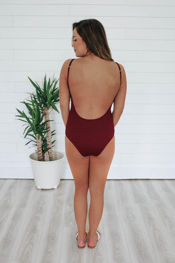 One-Piece Swimsuit - Online Clothing Boutique