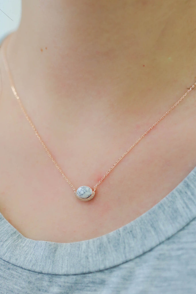 Marble Necklace | Stylish & Affordable | UOI Online