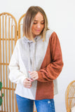 Color Block Sweatshirt | Stylish & Affordable | UOI Online