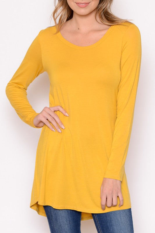 Long Sleeve Tunic | Stylish & Affordable | UOI Online