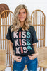 Kiss Graphic Tee | Stylish & Affordable | UOI Online
