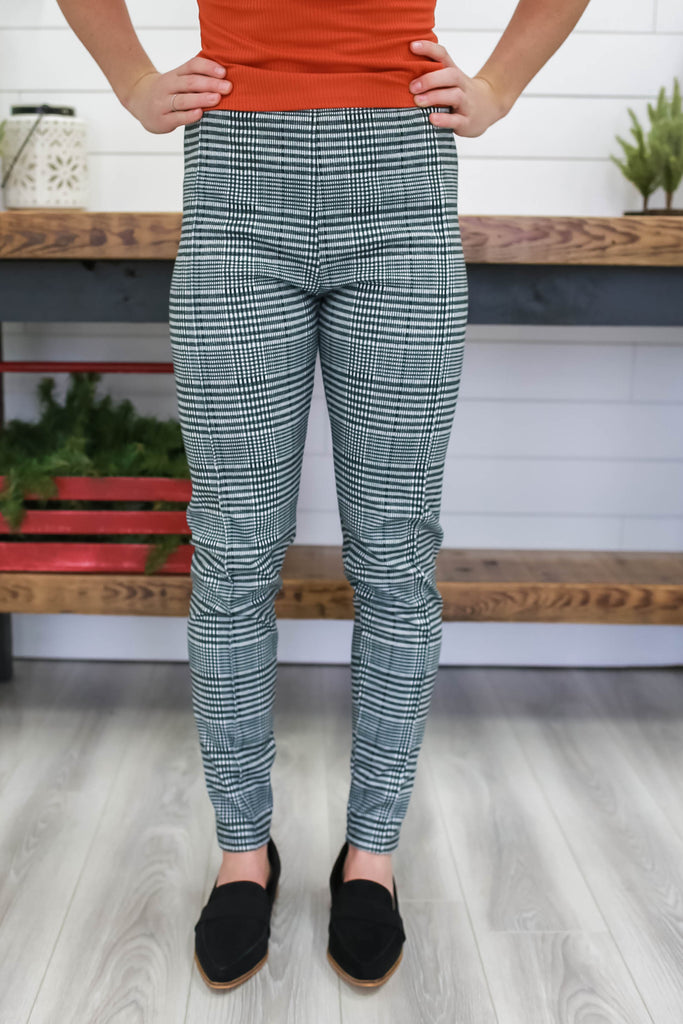 Plaid Pants | Stylish & Affordable | UOI Online