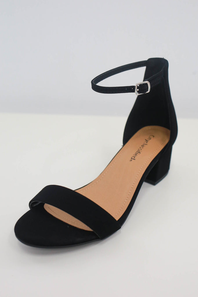 WEEKEND Heels - Online Clothing Boutique
