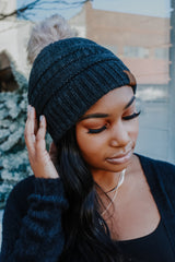 Ribbed Knit Beanie | Stylish & Affordable | UOI Online